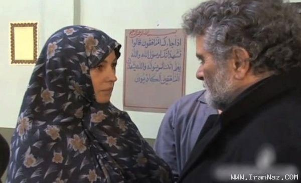 عکسهای حضور خواننده لس آنجلسی در فیلم ایرانی