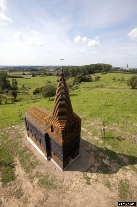 عجیب ترین و جالب ترین کلیسای دنیا + تصاویر