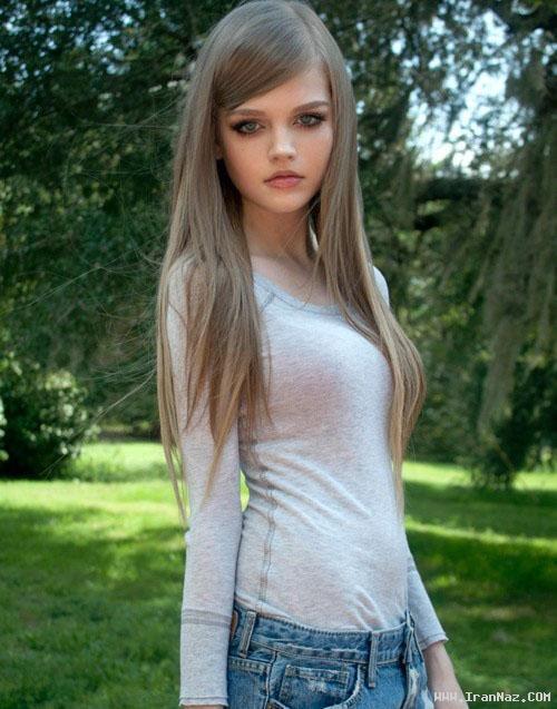 عکس هایی از شباهت باور نکردنی یک دختر به باربی