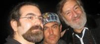 عکسی دیدنی از محمدرضا گلزار بدون گریم در کنسرت