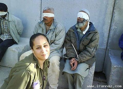 یک دختر اسرائیلی با عکس خود جنجال آفرید! +عکس