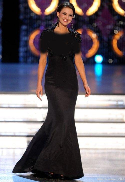 عکس های مراسم انتخاب زیبا ترین دختر آمریکا 2012 ، www.irannaz.com