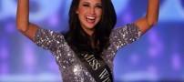 عکس های مراسم انتخاب زیبا ترین دختر آمریکا 2012