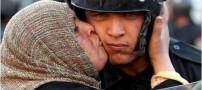 بوسه زن مصری جنجالی ترین عکس سال 2011 شد!