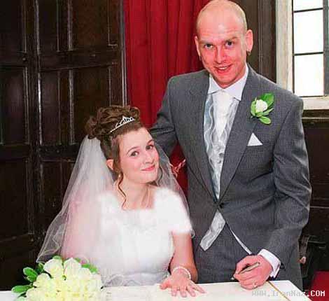 عشق حقیقی را از این زوج شجاع یاد بگیرید!! +تصاویر