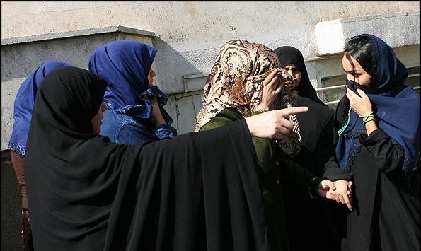 منهدم شدن قاچاق دختران ایرانی به دوبی+ عکس