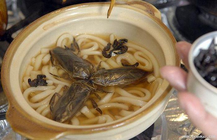 به این ها می گویند غذا ، باور نمی کنید.... (تصویری) ، www.irannaz.com