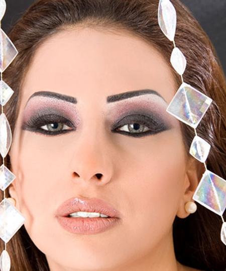 عکس های از جدید و زیبای آرایش چشم در سال 2012