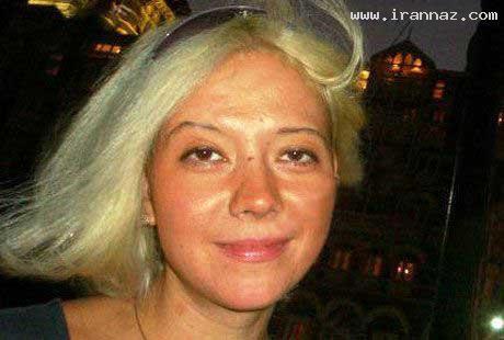 زنی بسیار جوان که عاشق کشور ایران شده! +عکس ، www.irannaz.com