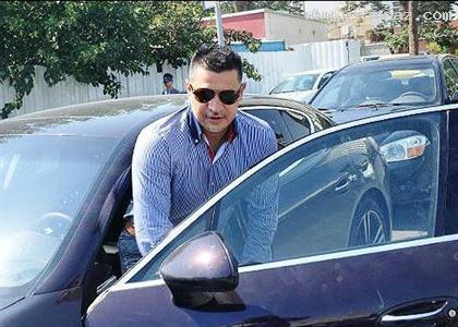 خرید ماشین 400 میلیونی توسط علی دایی!! +تصاویر