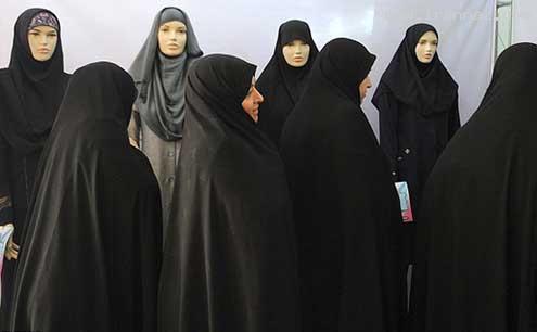 عکس های لباس و پوشش جدید کارمندان خانم ایران