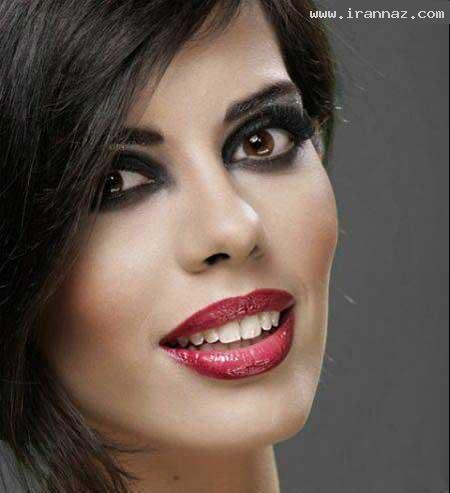 عکس هایی از زیبا ترین دختر کشور ایتالیا سال 2012