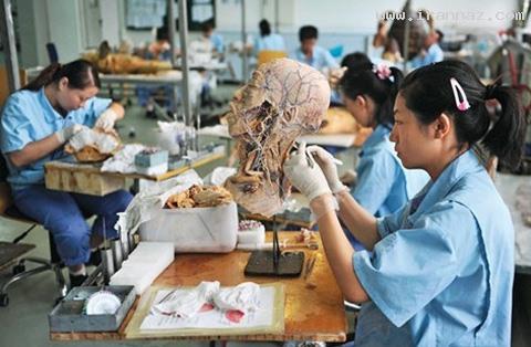 وقتی چین ها حتی انسان تقلبی می سازند! +عکس