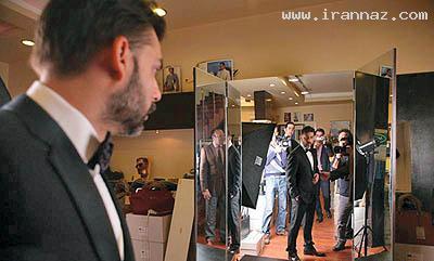 لیلا حاتمی زمان پرو لباس برای مراسم اسکار! +فیلم