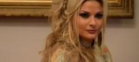 خواننده زن معروف لبنانی در سریال لطیفی! +عکس