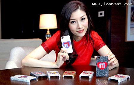 دختری 23 ساله با محبوبیت عجیب نزد مردان! +عکس ، www.irannaz.com