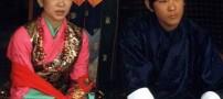 ازدواج جالب و همزمان یک مرد با چهار خواهر! +عکس