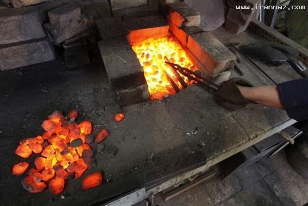 دختری 29 ساله که به زن آهنی معروف شده +عکس