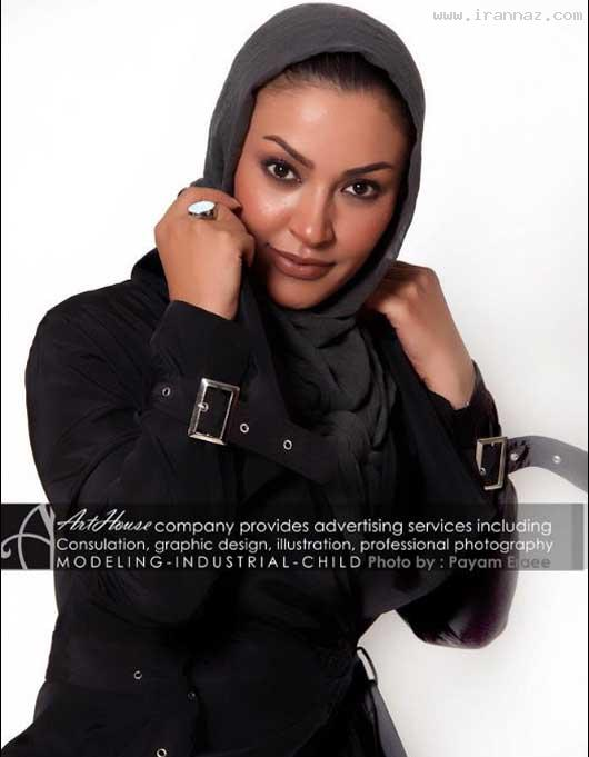 عکس های بازیگران معروف ایرانی به عنوان مدل لباس ، www.irannaz.com