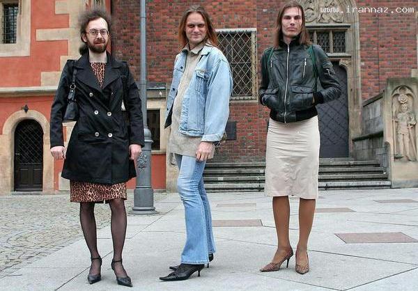 روزی که دیگر هیچ مانکنی در دنیا نبود! (طنز تصویری) ، www.irannaz.com