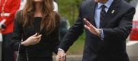 ازدواج دختر شایسته ایران با وزیر دفاع کانادا + تصاویر