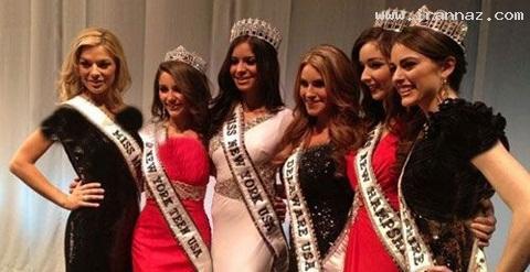 عکس های زیبا ترین دختر منتخب نیویورک سال 2012