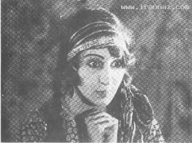 نخستین بازیگر زن سینمای ایران را بشناسید +عکس ، www.irannaz.com