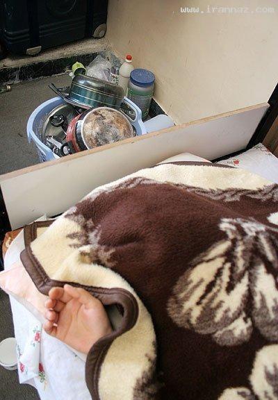 خوابگاه دانشجویی از نوع ایرانی