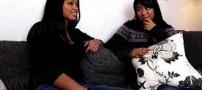 ازدواج و سرنوشت عجیب برای خواهران دوقلو +عکس