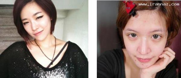 باز هم فریب دختران زیبا و جذاب را میخورید!! (تصویری) ، www.irannaz.com