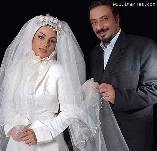 مدل میز خاطره عکس عروس وداماد خارجی - گالری عکس