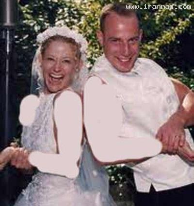 زن و شوهری که تاکنون 15 بار با هم ازدواج کرده اند!!