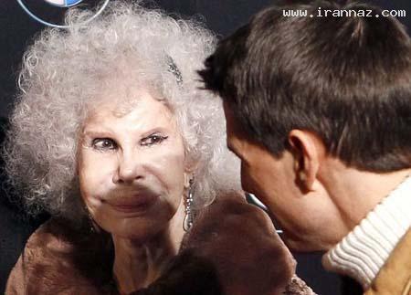 وقتی که زن 85 ساله عاشق تام كروز میشود +عکس ، www.irannaz.com