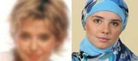 مانکن روسی : با حجاب شدم تا به خدا برسم +عکس