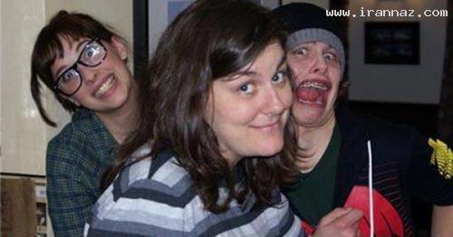 عکس هایی جالب و خنده دار از افراد عکس خراب کن!