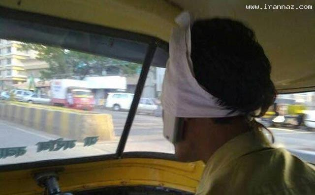عکس های بسیار خنده دار و جالب سوتی های هندی