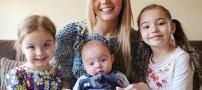 عجیب ترین مادر جهان به همراه 3 دختر خود!! +عکس