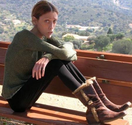 مرگ دختر زیبا و مانکن سرشناس بر اثر لاغری +عکس