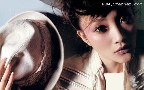 عکس های زیبا ترین و پرطرفدار ترین دختر کشور چین  www.taknaz.ir