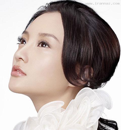 عکس های زیبا ترین و پرطرفدار ترین دختر کشور چین