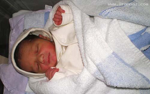 اعتیاد خنده دار خانمی مجرد به باردار شدن! +عکس ، www.irannaz.com