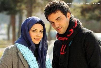 عکسهای بسیار دیدنی بازیگران ایرانی با همسرانشان ، www.irannaz.com