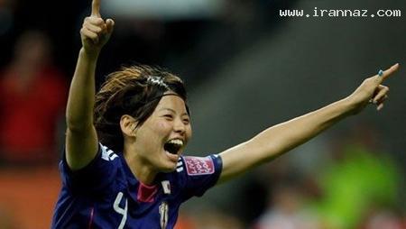 رسوایی اخلاقی برای بازیکن تیم ملی فوتبال زنان ژاپن