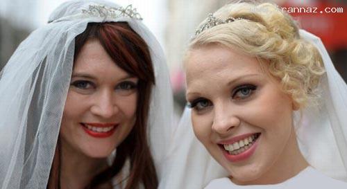 ثبت رکورد جهانی بیشترین عروس در یک مکان +تصاویر