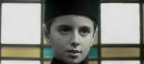 عکس هایی از لیلا حاتمی وقتی که  شبیه پسرها بود!