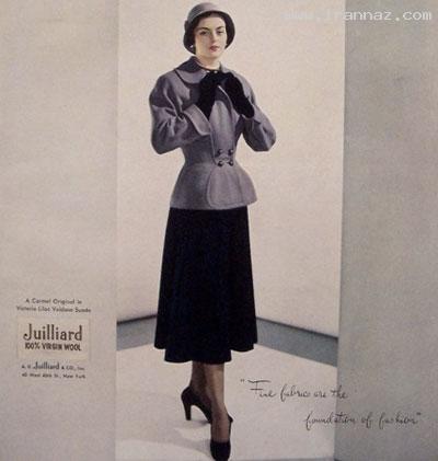 عکس هایی بسیار دیدنی از پیر ترین خانم مانکن جهان ، www.irannaz.com