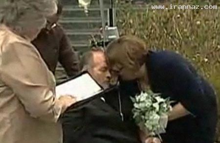 تلخ ترین مراسم عروسی زوجی در بیمارستان+تصاویر