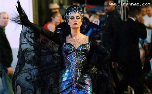 آنجلینا جولی و 4 ملکه بدجنس دیگر هالیوودی +عکس