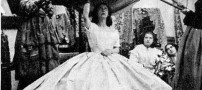 عکس هایی دیدنی از دامن خانم ها در 200 سال پیش