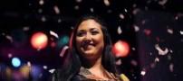 عکس هایی از مراسم انتخاب زیبا ترین زن چاق جهان!
